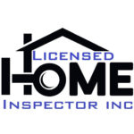 licensed home inspector inc logo