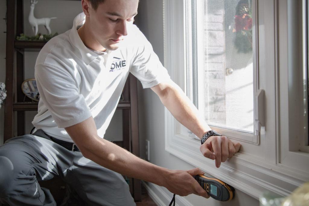 digital moisture detection
